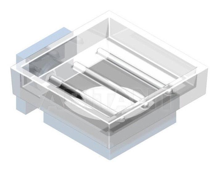 Купить Мыльница THG Bathroom A6A.500 Profil métal