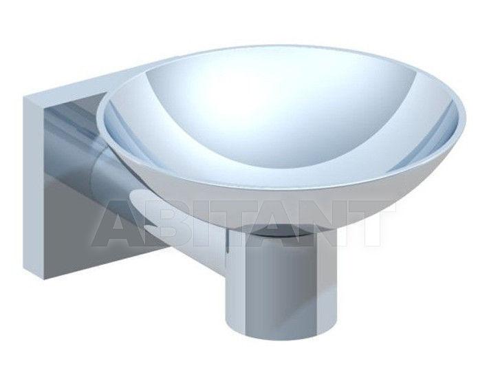 Купить Мыльница THG Bathroom A6A.546 Profil métal