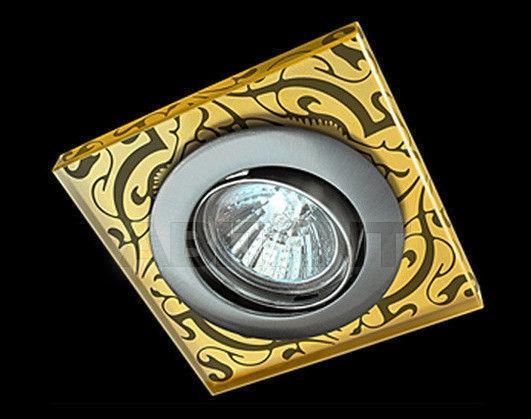 Купить Встраиваемый светильник Gumarcris  Crystal Spot Lights 1763AM