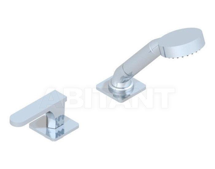 Купить Смеситель для ванны THG Bathroom A6B.6532/60A Profil metal with lever