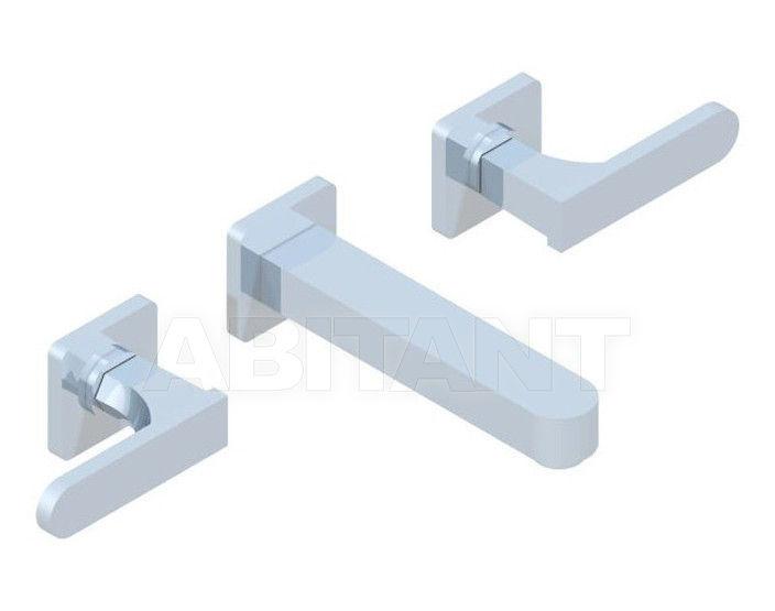 Купить Смеситель для раковины THG Bathroom A6B.20GA Profil metal with lever