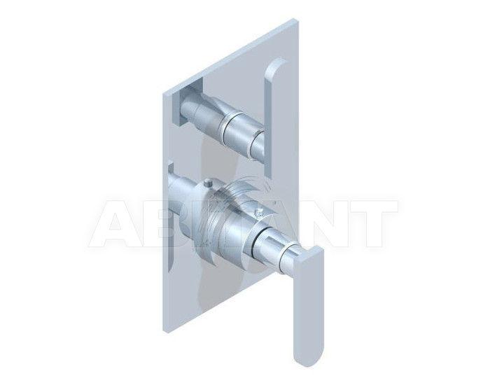 Купить Смеситель термостатический THG Bathroom A6B.5300B Profil metal with lever
