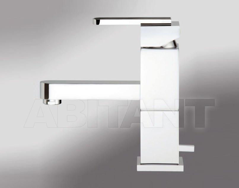 Купить Смеситель для раковины THG Bathroom A6P.6500 Profil black Onyx with lever