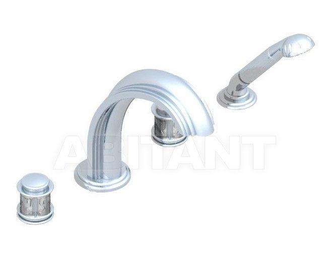 Купить Смеситель для ванны THG Bathroom A2G.112BSG Ange