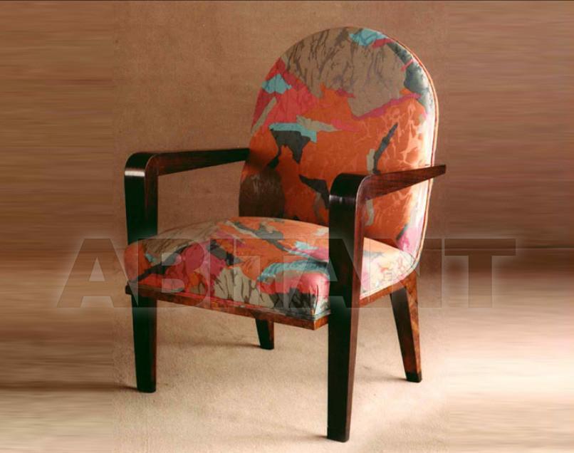 Купить Кресло P. & G. Cugini Lanzani Art Deco 9278