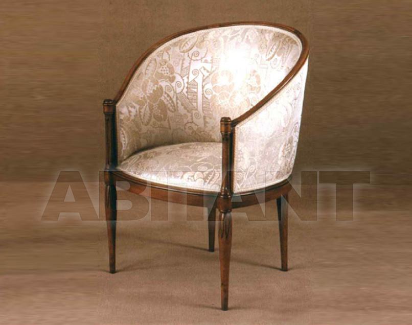 Купить Кресло P. & G. Cugini Lanzani Art Deco 5191