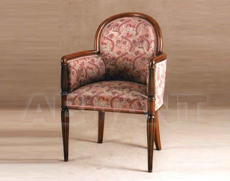 Купить Кресло P. & G. Cugini Lanzani Art Deco 6082