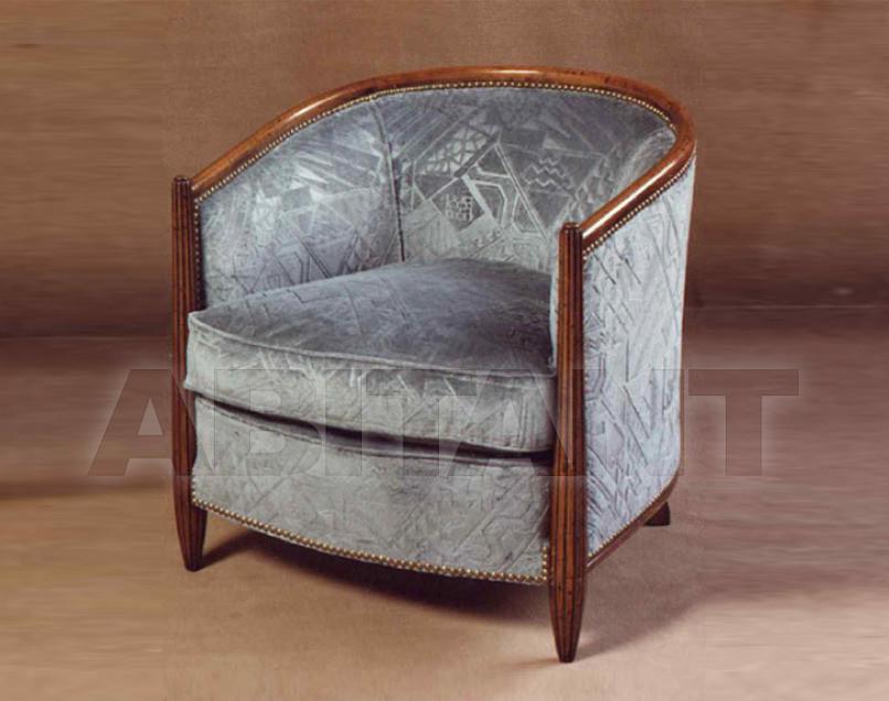 Купить Кресло P. & G. Cugini Lanzani Art Deco 6088