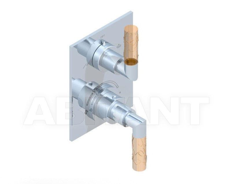 Купить Смеситель термостатический THG Bathroom A34.5500B Bambou Amber crystal