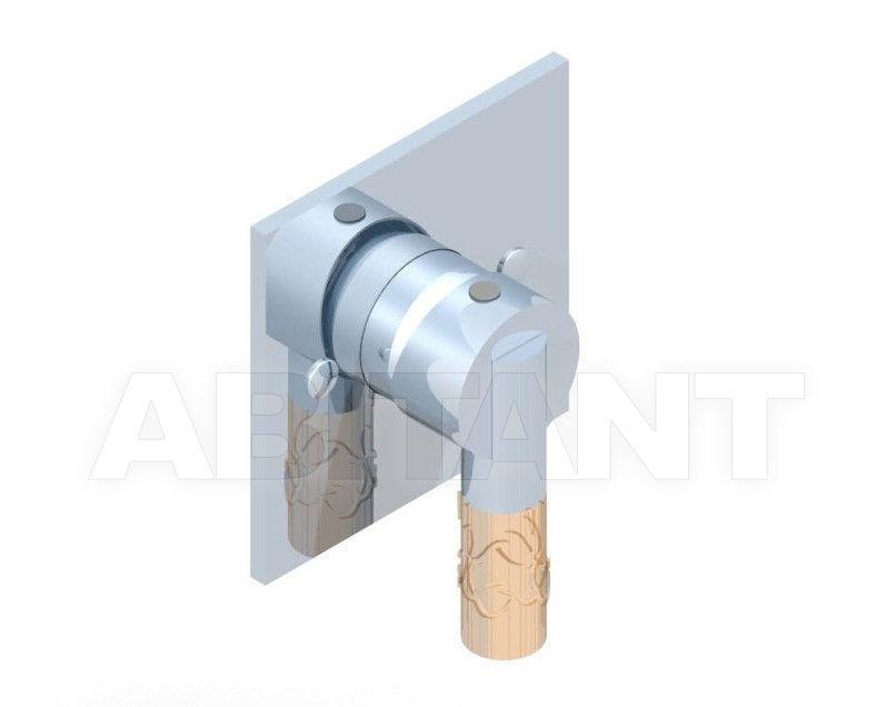 Купить Встраиваемые смесители THG Bathroom A34.6540 Bambou Amber crystal