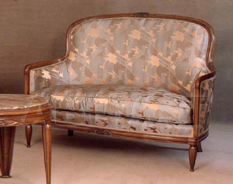 Купить Диван P. & G. Cugini Lanzani Art Deco 9243s