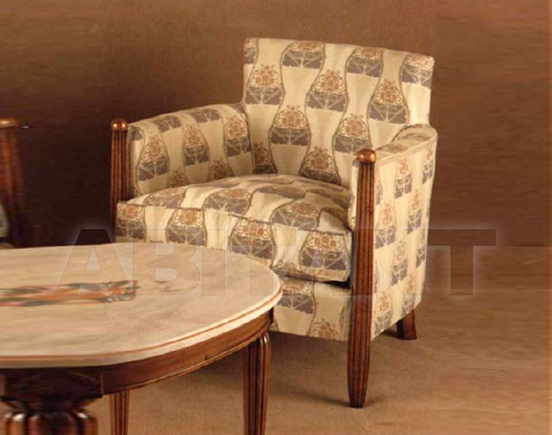 Купить Кресло P. & G. Cugini Lanzani Art Deco 9265