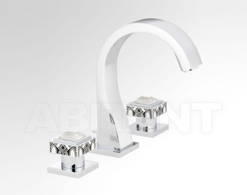 Купить Смеситель для раковины THG Bathroom A2R.151 Masque de Femme Lunaire