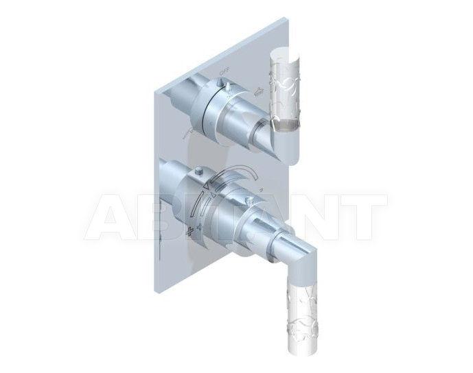 Купить Смеситель термостатический THG Bathroom A35.5500B Bambou clear crystal