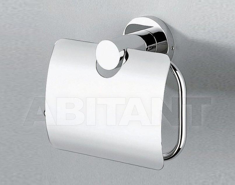 Купить Держатель для туалетной бумаги THG Bathroom A35.538AC Bambou clear crystal