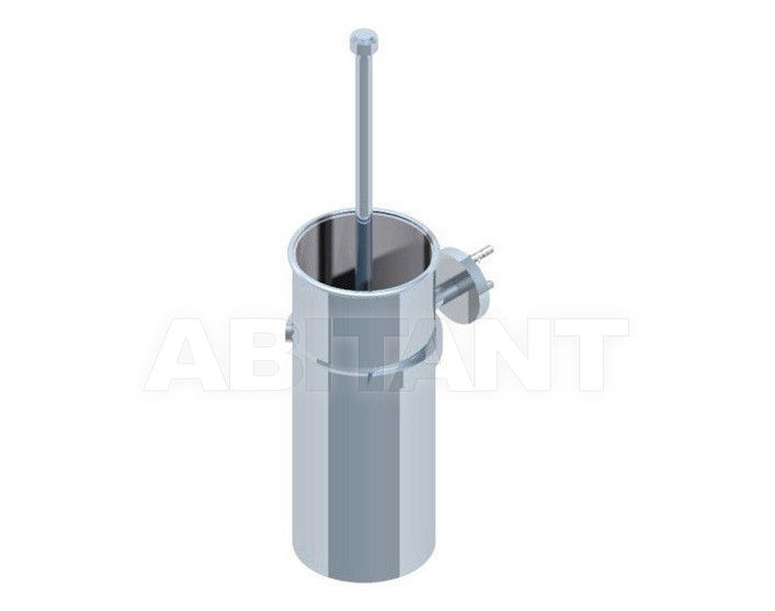 Купить Щетка для туалета THG Bathroom A35.4720 Bambou clear crystal