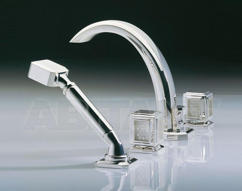 Купить Смеситель для ванны THG Bathroom A2A.112BG Métropolis clear crystal
