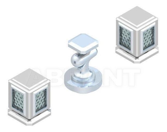 Купить Смеситель для биде THG Bathroom A2A.207 Métropolis clear crystal