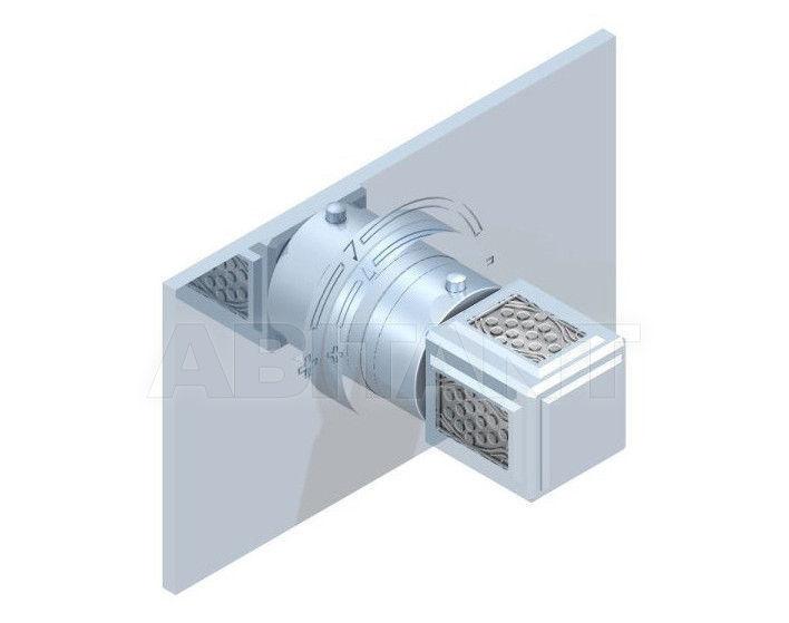 Купить Смеситель термостатический THG Bathroom A2A.5100B Métropolis clear crystal