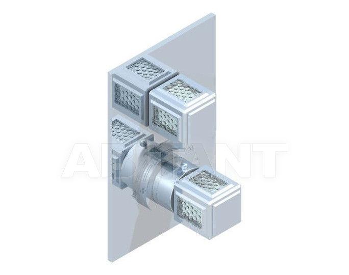 Купить Смеситель термостатический THG Bathroom  A2A.5300B Métropolis clear crystal
