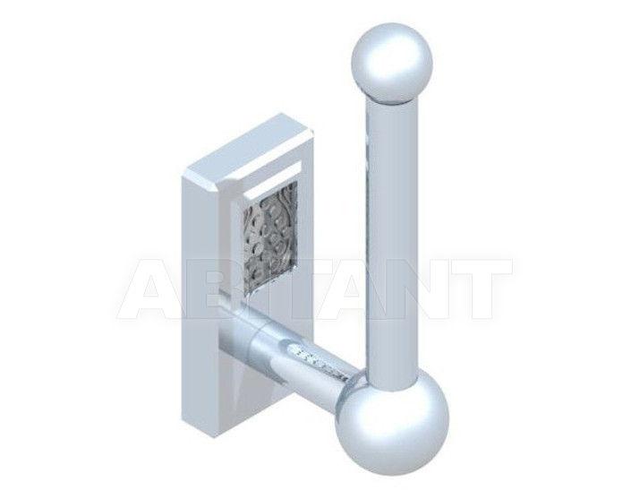 Купить Держатель для туалетной бумаги THG Bathroom A2A.542 Métropolis clear crystal
