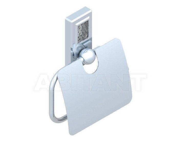 Купить Держатель для туалетной бумаги THG Bathroom A2A.538AC Métropolis clear crystal
