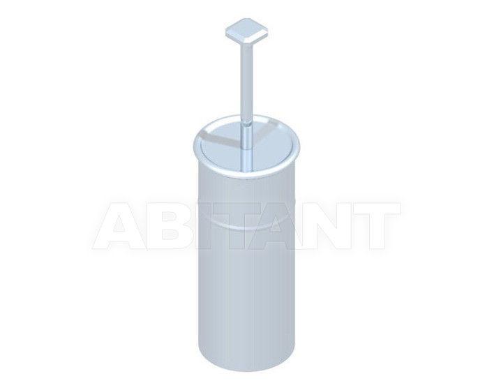 Купить Щетка для туалета THG Bathroom A2A.4700C Métropolis clear crystal