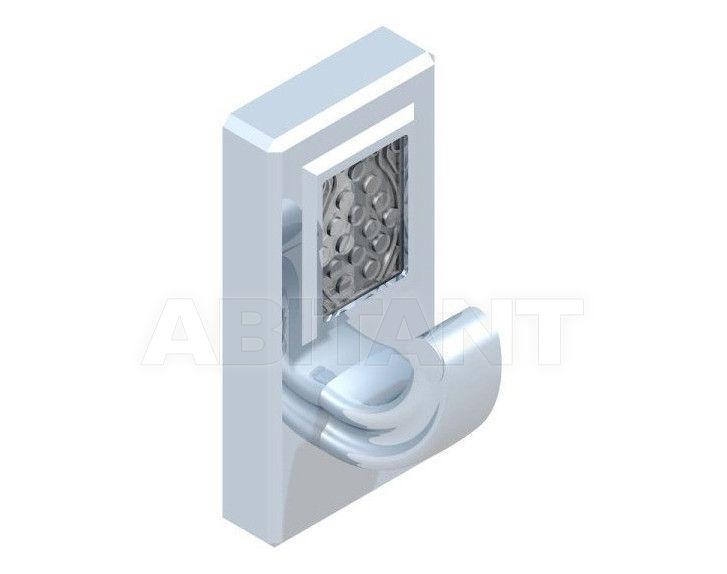 Купить Крючок THG Bathroom A2A.508 Métropolis cristal clair
