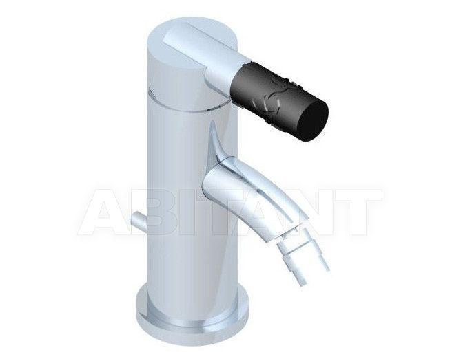 Купить Смеситель для биде THG Bathroom A33.6504 Bambou black crystal