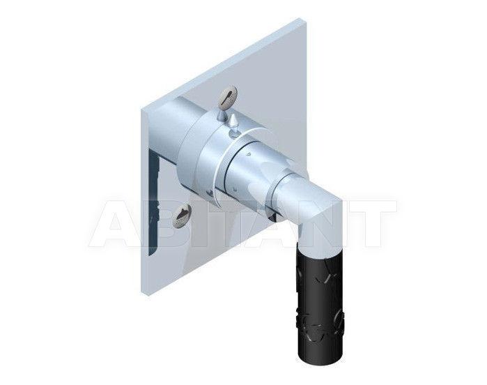 Купить Переключатель THG Bathroom A33.49/3VM Bambou black crystal