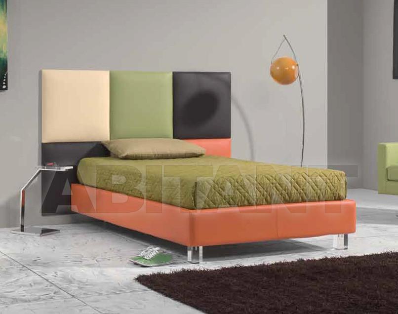 Купить Кровать Bruma Salotti Letti L018 08A