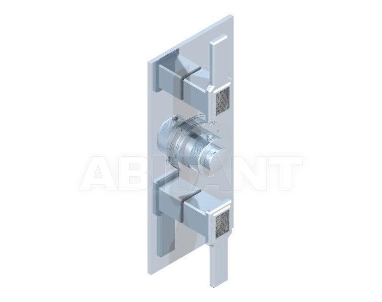 Купить Смеситель термостатический THG Bathroom A2B.5400B Métropolis clear crystal with lever