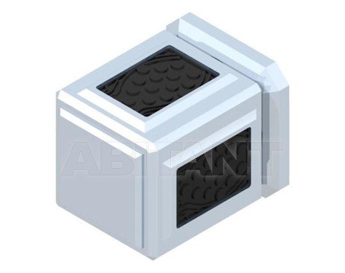 Купить Вентиль THG Bathroom A2L.32 Métropolis black crystal