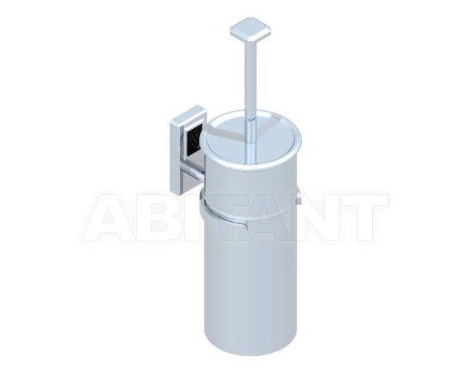 Купить Щетка для туалета THG Bathroom A2L.4720C Métropolis black crystal