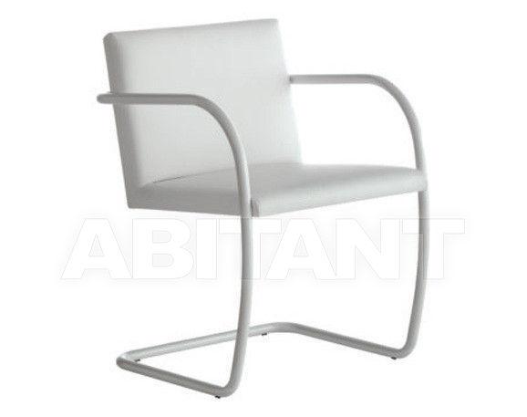 Купить Кресло L. Mies Van Der Rohe Alivar Mvsevm 355