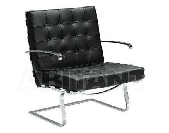 Купить Кресло L. Mies Van Der Rohe Alivar Mvsevm 365