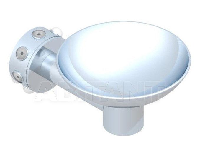 Купить Мыльница THG Bathroom A2N.546 Mossi clear crystal