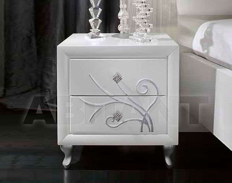 Купить Тумбочка Vaccari International Vanity Decor 242-EM-VD