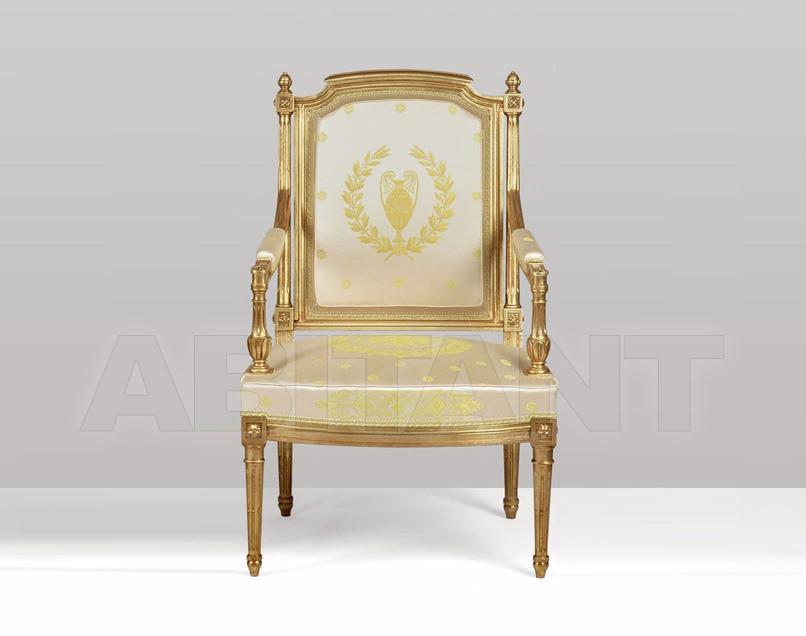Купить Стул с подлокотниками P. & G. Cugini Lanzani 2013 9075