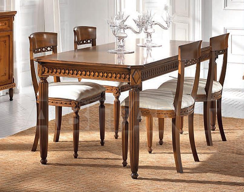 Купить Стол обеденный GIULIACASA By Vaccari International Roma 2033/I