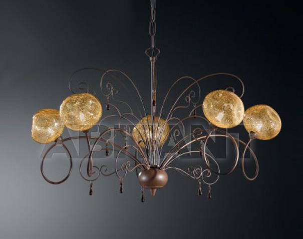 Купить Люстра IDL Export Classic Light & Style 358/5 AMBER