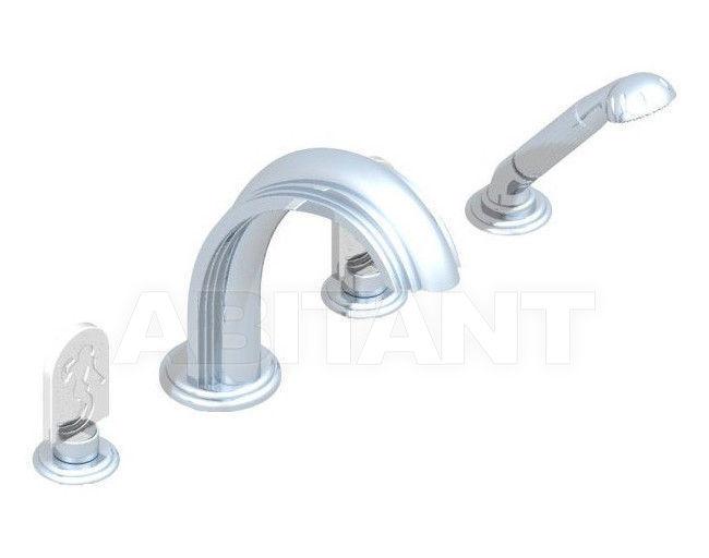 Купить Смеситель для ванны THG Bathroom A2F.112BSG Naïade