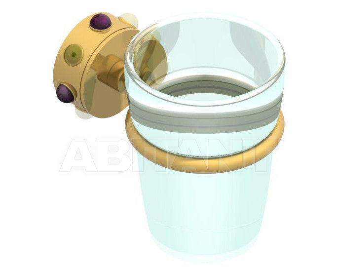 Купить Стаканодержатель THG Bathroom A2Y.536 Mossi Sun crystal & Améthyst
