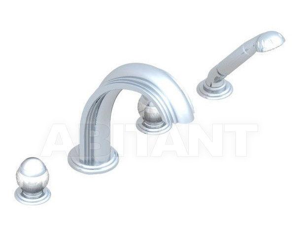Купить Смеситель для ванны THG Bathroom A2H.112BSG Panthere clear crystal