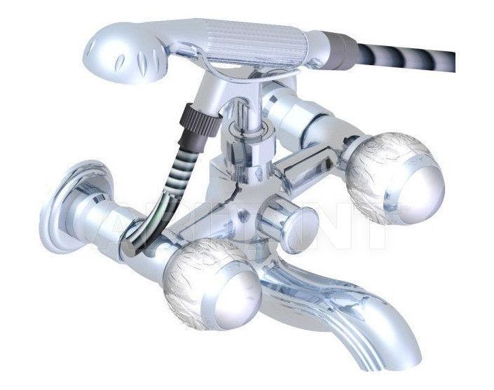 Купить Смеситель для ванны THG Bathroom A2H.13B Panthere clear crystal