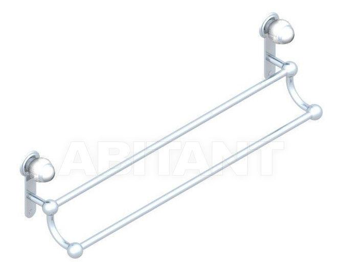 Купить Держатель для полотенец THG Bathroom A2H.516 Panthere clear crystal