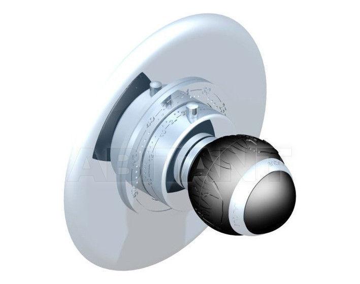 Купить Смеситель термостатический THG Bathroom A2K.15EN16EM Panthère black crystal