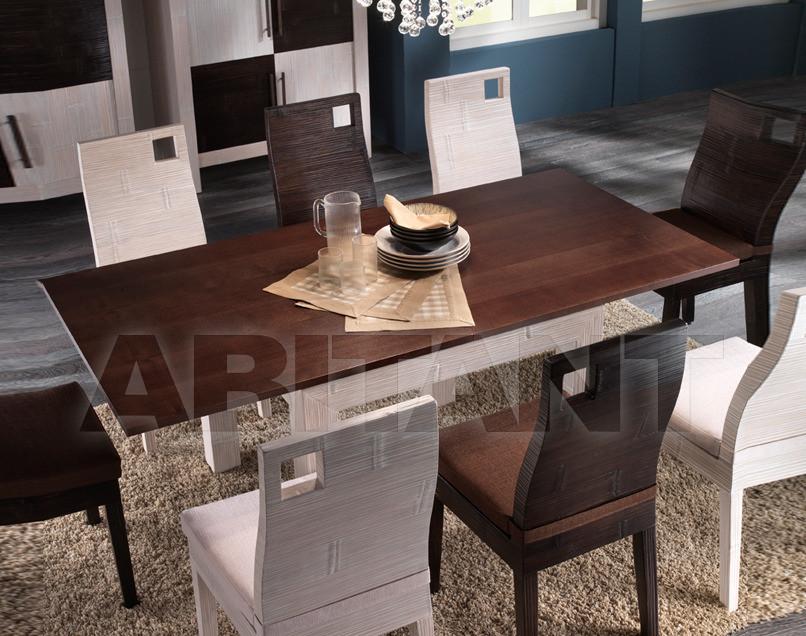 Купить Стол обеденный Bortoli Collezione 2011 A083 CF 2C