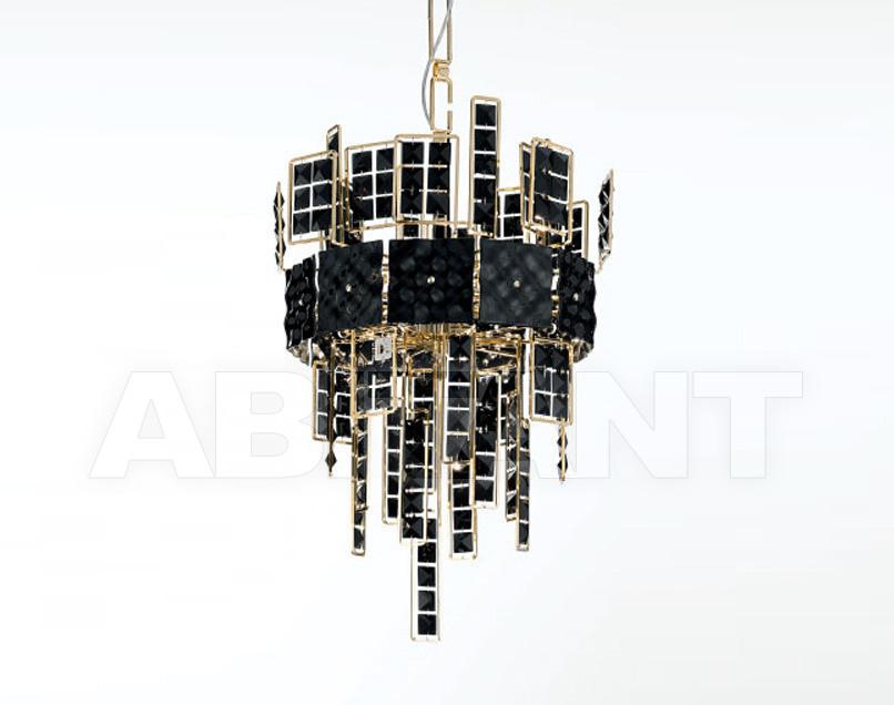 Купить Люстра IDL Export Luce Da Vivere Living Lighting 493/6 Nero