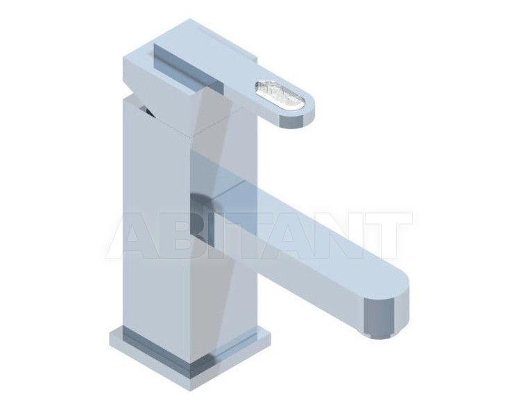 Купить Смеситель для раковины THG Bathroom A6G.6500 Profil Lalique clear crystal